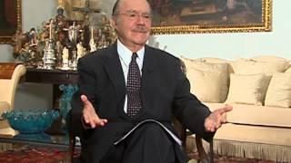 Histórias Contadas - José Sarney (3ª parte) - TV Senado