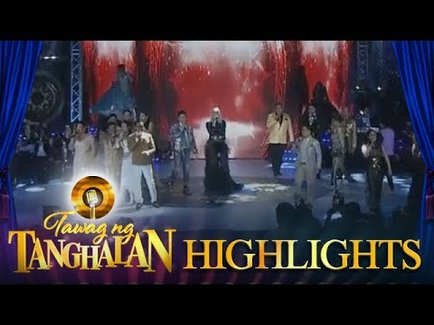 "Tawag ng Tanghalan: It's Showtime All-Star opens TNT with ""Para Sa Masa"""