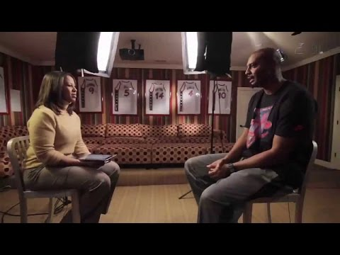 Anfernee ''Penny'' Hardaway (Age 42) One On One Interview With Lisa Salters (2013) (720p)