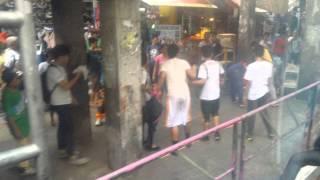Video Rambol: Students vs Vendors at Farmers Cubao download MP3, 3GP, MP4, WEBM, AVI, FLV Juli 2018
