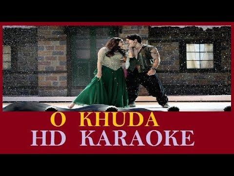 O Khuda Karaoke | Amaal Mallik | Hero | Sooraj Pancholi | Hindi Karaoke Track
