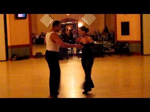 Battista Social Performance Julio Lamberty & Zoya Artmark West Cost Swing