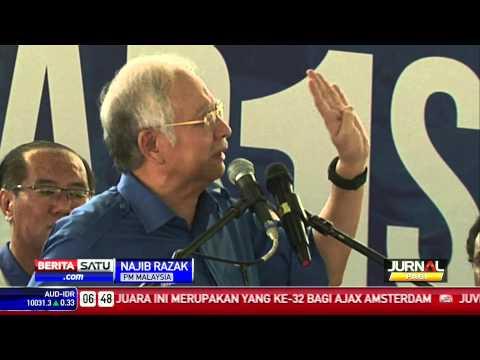 Najib Razak Yakin