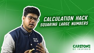 Calculation Hack: Squaring Large Numbers