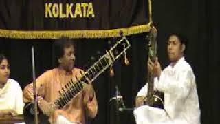 Sitar Maestro Ustad Shahid Parvez & Subhranil Sarkar - Guru-Shishya Parampara