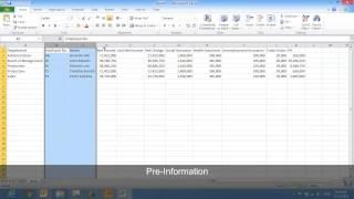 NAV Payroll Module - All Process