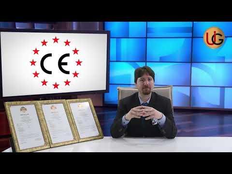 CE Mark Certification - United International Group Company