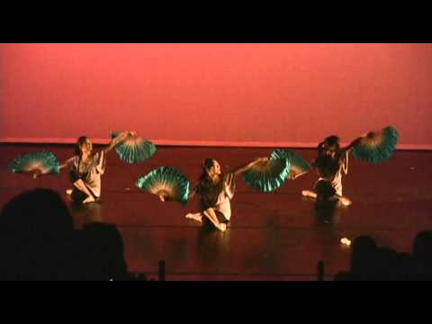 Pan-Asian Dance Troupe: Angela and Derek's Senior 10