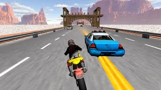 Heavy Motorbike Rider: Super Stunt Racing Game - Gameplay Android games