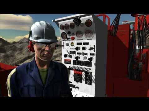 CTS Mobile Drilling Task Training (Spanish)