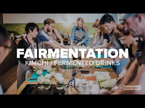 Bubbles & Kraut - Fermented Foods, Workshops and Events