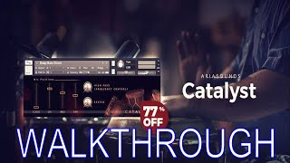 (77% Off) Catalyst Cinematic Drums by ARIA SOUNDS- WALKTHROUGH