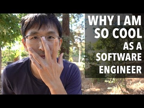 Why I am so cool (as a software engineer) - Must watch if you are not cool.