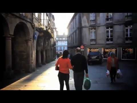 Santiago de Compostela Travel Video