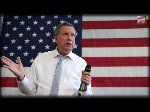 John Kasich Makes Embarrassing Claim, Shows He Doesn't Know Washington