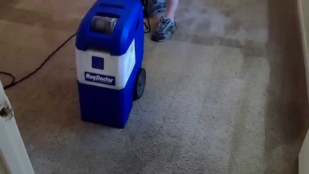 Simple Green Carpet Cleaning Test