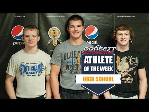 Dorsett Automotive High School Athlete of the Week - Cale McCoy, Stephen Gibson, and Jacob Hendrich