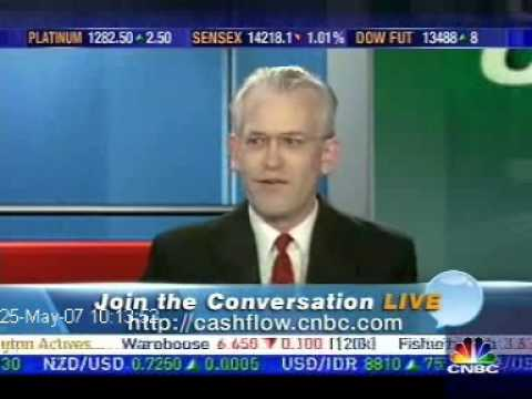 Doug Barnett - Quest Mgmt -Thai Focused Equity - CNBC 25 May 07