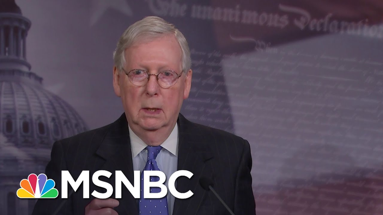 "How Mitch McConnell's threat against a ""blue state bailout"" could ..."