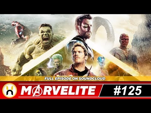 Avengers 4 Rumored Plot Leak & Infinity War Issues | Marvelite #125