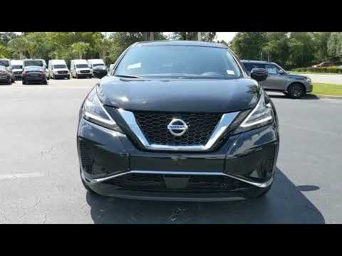 2019 Nissan Murano DeLand Nissan N137514