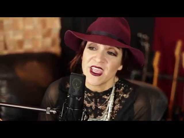 Shoshana Bean - Jealous by Labrinth cover - Live