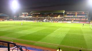 Carlisle v Newport - The Last 15 Mins