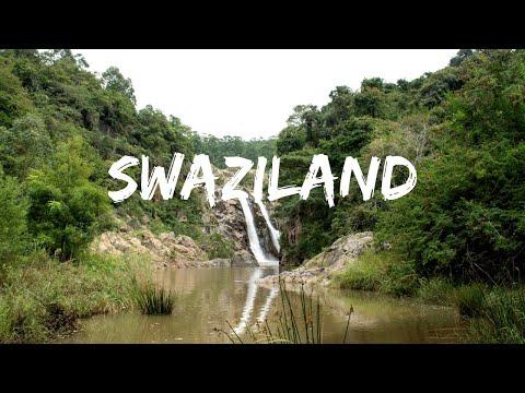 SWAZILAND Travel Video | I'M 8 HOURS AHEAD