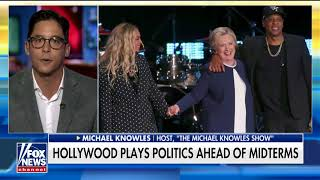 'Dems Have Nothing to Say': Radio Host Says Celebs Will Be Left's 'Mouthpiece' Again in Midterms