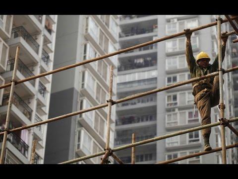 The urbanization of china country 中國房地產大佬 任志强 中国的农村基本没规划