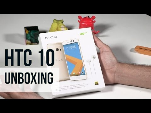 HTC 10 Unboxing | Digit.in