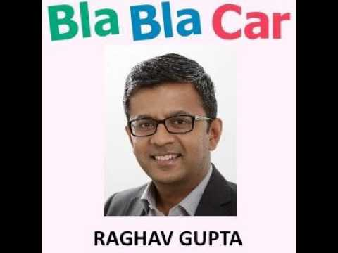 """""""Have strong conviction"""" interview with Raghav Gupta BlaBlaCar India Country manager."""