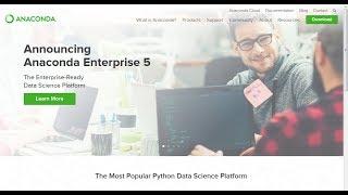 How to Install Anaconda3 on Windows - Anaconda3 is The Most Popular Python Data Science Platform