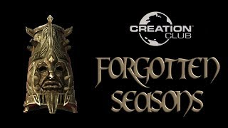 Skyrim Creation Club Forgotten Seasons Review, To Buy Or Not To Buy