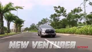 TOYOTA KIJANG INNOVA NEW VENTURER (AUTOCAR INDONESIA)
