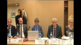 Конференция «Актуальные вопросы обеспечения имущественной ответственности членов СРО»(, 2013-10-07T10:48:07.000Z)