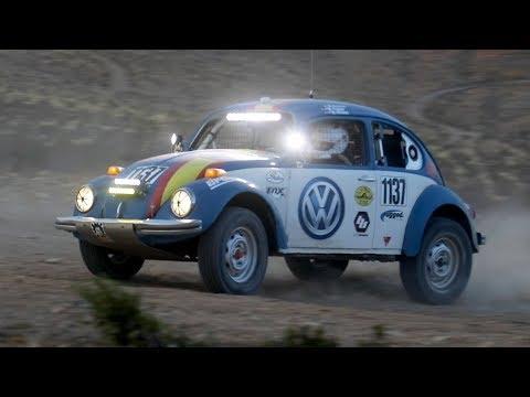 Volkswagen Racing Team - SCORE Baja 1000
