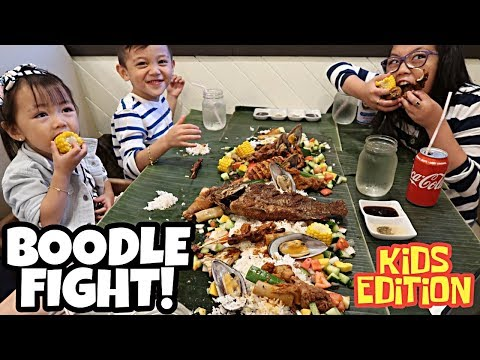 Boodle Fight Restaurant