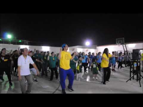JSA ZUMBA EXERCISE 2017