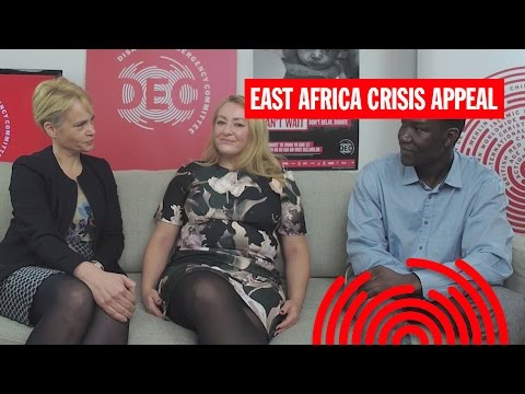 Nicola speaks to Josie Smith & Alfred Taban About Aid Work In South Sudan