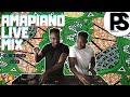 Gambar cover AMAPIANO MIX 2020   OCTOBER 16   Mapara A Jazz - John vul'igate   DOUBLETROUBLEMIX BY PSDJZ
