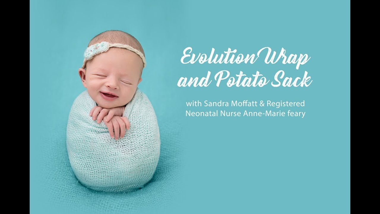 SIB Safety Evolution Wrap and Potato Sack Pose