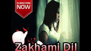Zakhmi Dil Chupa Ke Royenge