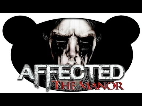 AFFECTED: THE MANOR - Achtung! RIP Headphone User! 😭 (Let's Play Gameplay Deutsch Horror)