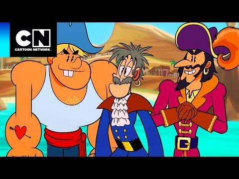 PIRATAS DÉMODÉ | Escolha a sua Magiespada! Academia de Aventura | Cartoon Network