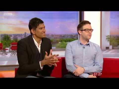 Sleepio featured on BBC Breakfast for World Sleep Day