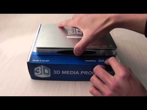 3D Media Processor by iPP