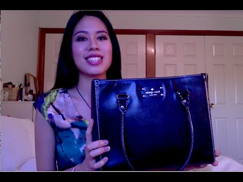 Kate Spade Wellesley Quinn Bag Review