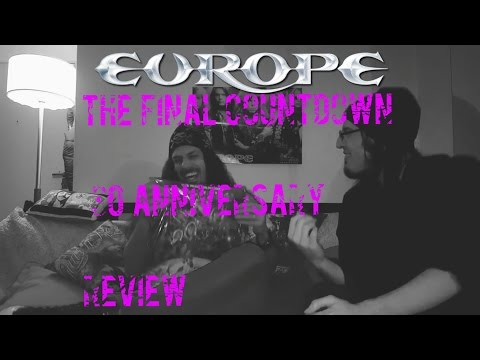 "Europe  - The Final Countdown - 30 Anniversary -  ""Review"" Por Don Gato y Sebastián Yaryura"