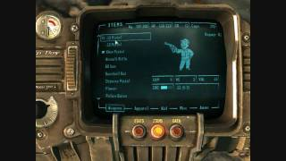 Fallout 3 PC Gameplay - 9800GT - 1024x768, Ultra Settings, 45-60 fps